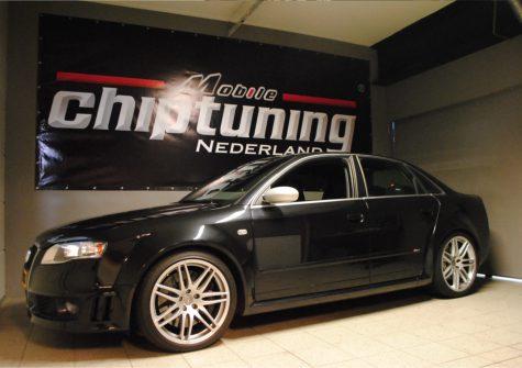 Chiptuning Audi RS4 cabrio