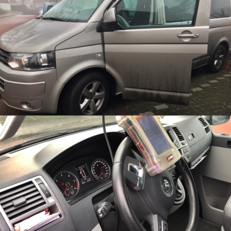 Chiptuning VW T5 GP 140 PK