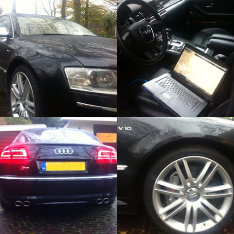 chiptuning Audi S8 fsi