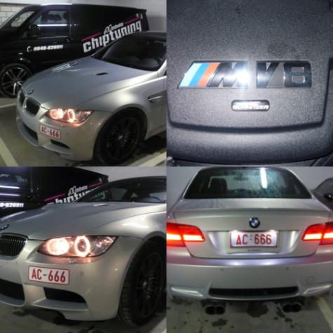 chiptuning BMW M3 V8