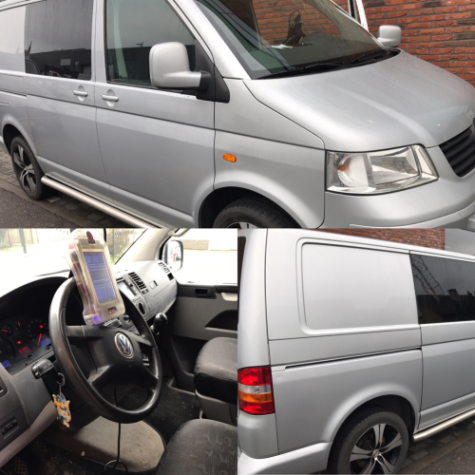 chiptuning vw T5 2.5 TDI