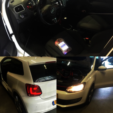 chiptuning vw polo 1600 tdi