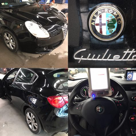 Chiptuning Alfa Giulietta 1400 T Multiair 170 pk