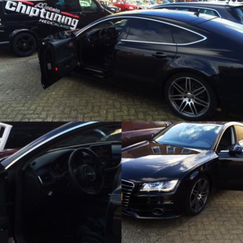 Chiptuning Audi A7 3000 TDI