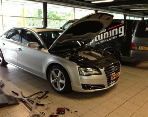 Chiptuning Audi A8 (D4) 3000 TDI