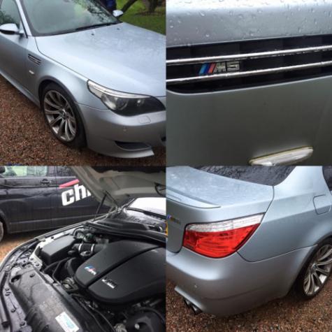 BMW M5 5.0 V10