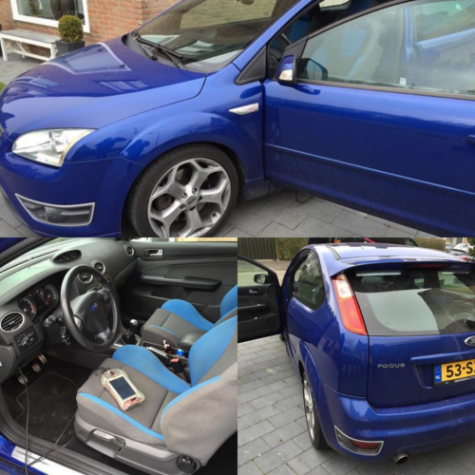 Ford Focus 2.5 T ST