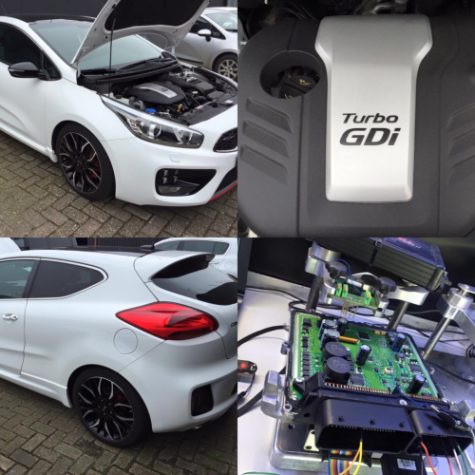 Chiptuning Kia CEED turbo GDI