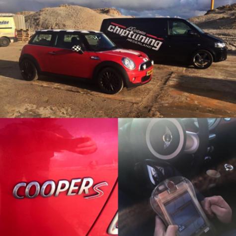 Mini Cooper S R56
