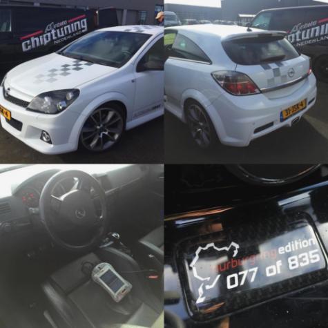 Chiptuning Opel Astra GTC