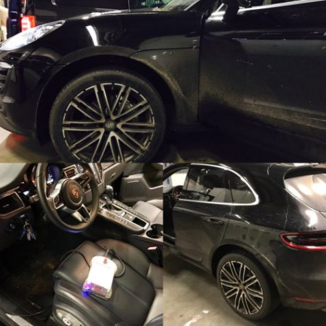 Chiptuning Porsche Macan TDI