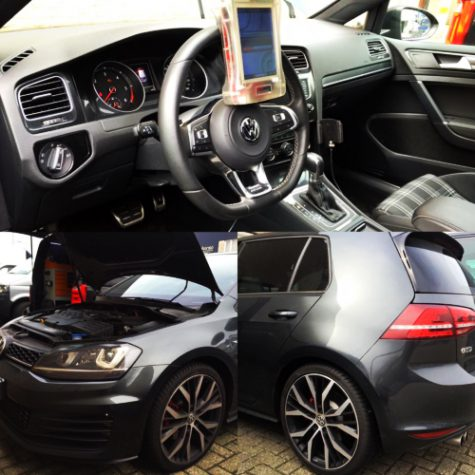 Chiptuning VW Golf 7 2000 GTD