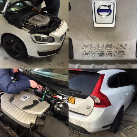 chiptuning Volvo D6 Hybrid