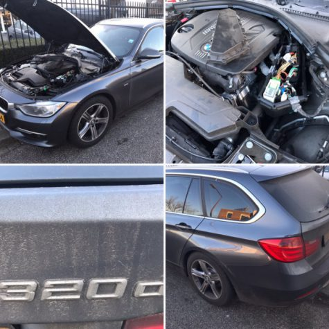 chiptuning bmw 320d