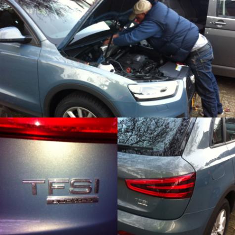 chiptuning Audi q3 tfsi