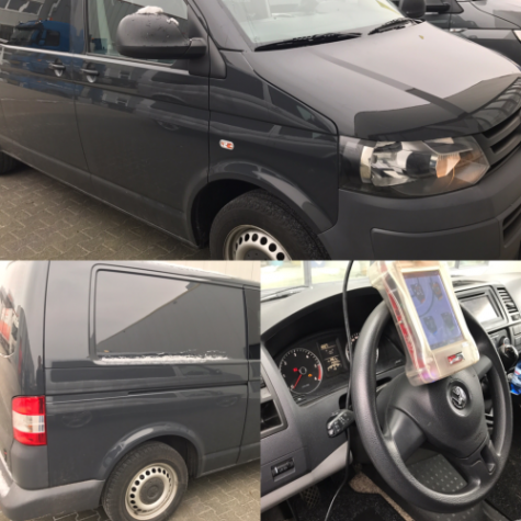 VW T5 GP 2.0 TDI 84 PK