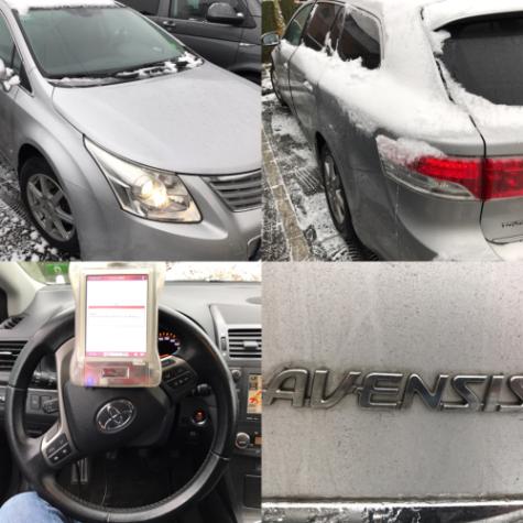 Toyota Avensis 2.0 D4d 125 pk