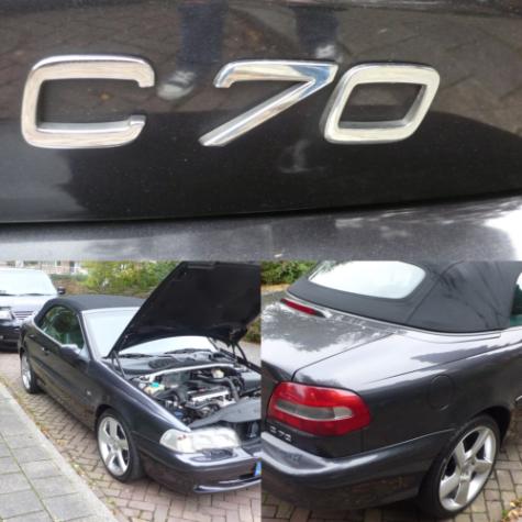 chiptuning volvo C70 turbo