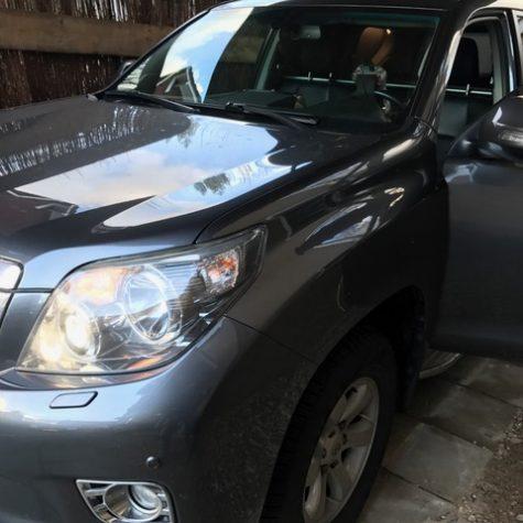 Chiptuning Toyota Landcruiser
