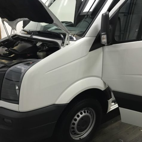 VW CRAFTER 2000 TDI 102 pk