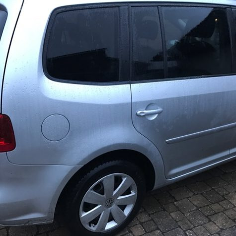 chiptuning VW touran 1200 TSI
