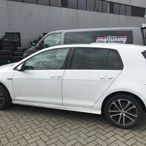chiptuning vw Golf 7 tsi dsg