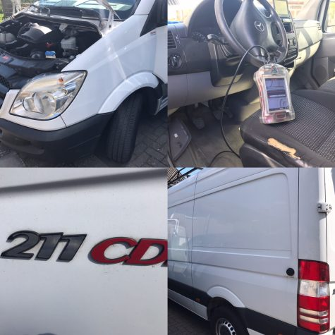Chiptuning mercedes Sprinter 211