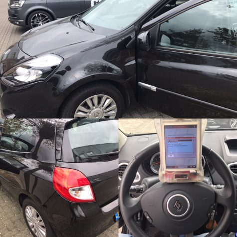 Chiptuning renault clio 1200 TCE