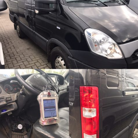 chiptuning Iveco daily 3000