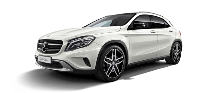Chiptuning Mercedes GLA