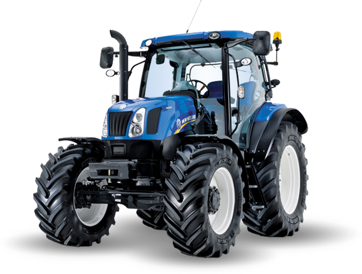 Chiptuning New Holland T6