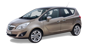 Chiptuning Opel Meriva