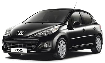 Chiptuning Peugeot 207
