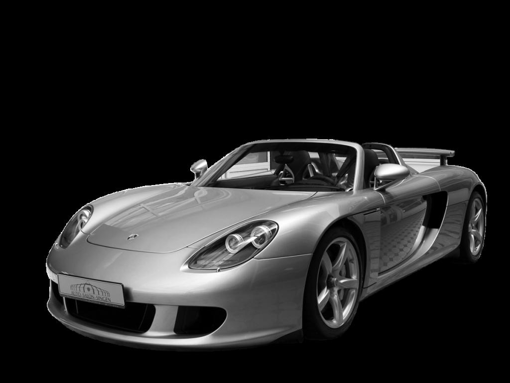 Chiptuning Porsche Carrera GT