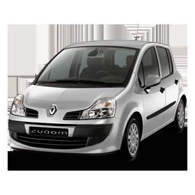 Chiptuning Renault Modus