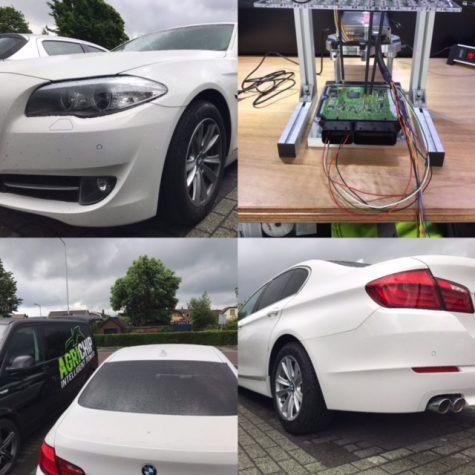 BMW F10 520d 190 pk