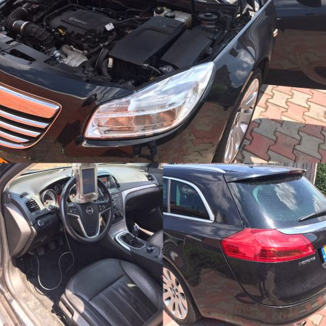 Chiptuning Opel Insignia 1400T