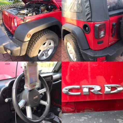 jeep wrangler 2800 crdi