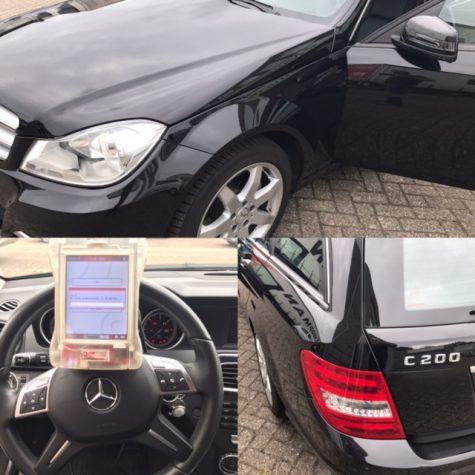 Chiptuning Mercedes C200 CDI