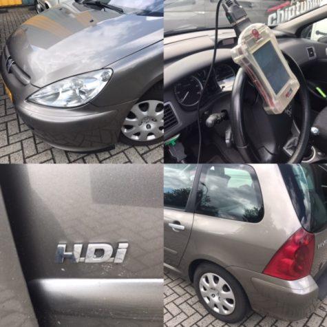Chiptuning Peugeot 307 HDI