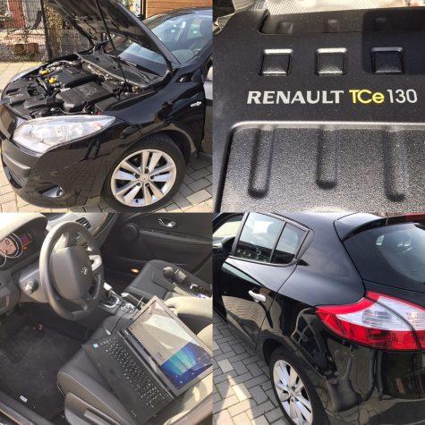 Chiptuning Renault Megane TCE 130