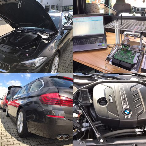 Chiptuning BMW 520d