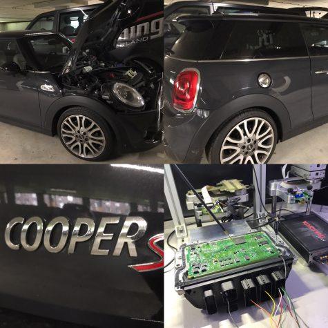 Chiptuning Mini Cooper S