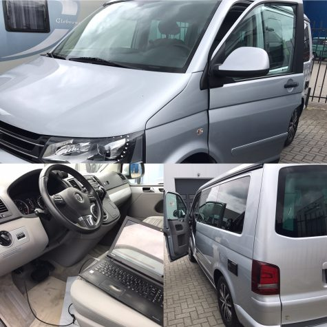 Chiptuning VW T5 2000 TDI 86 pk
