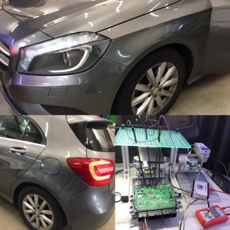Mercedes A180 CDI 1.5 DCI 110 pk