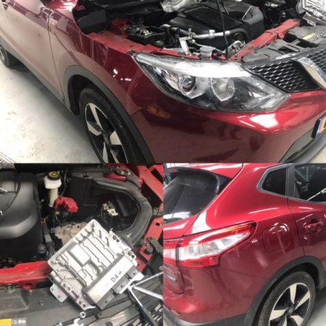 Nissan Qashqai 1.5 DCI 110 pk