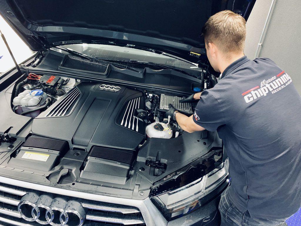 Chiptuning Audi SQ7 Audi Q7 E-tron