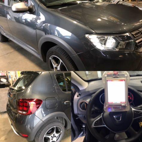 Chiptuning Dacia Sandero 0.9 TCE