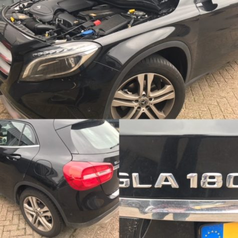 Chiptuning Mercedes GLA 180