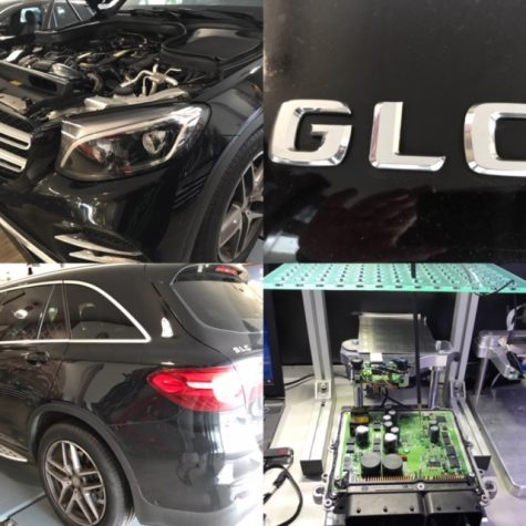 Chiptuning Mercedes GLC 220 CDI 170 pk